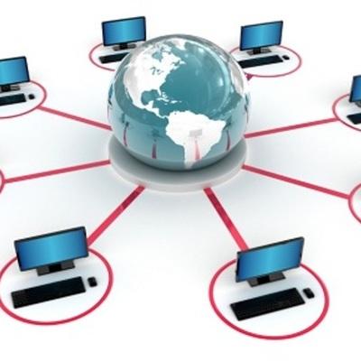 Evolución de las Redes timeline