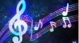 música timeline