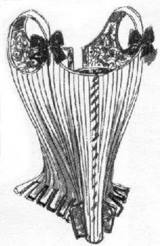 CORSÉ SIGLO XVII