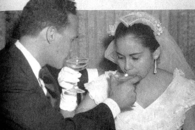 Maria Teresa Mirabal And Leandro