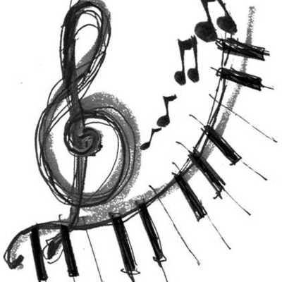 נושאים נבחרים במוזיקה של המאה ה-20 timeline