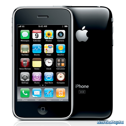 iPhone 3GS released