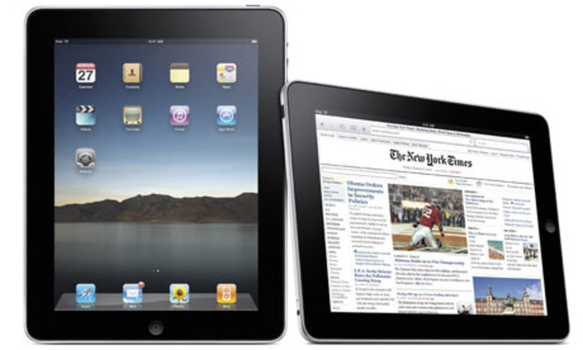 iPad released in USA