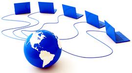 Historias de las Redes de Datos timeline
