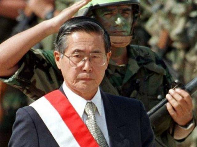 Risultati immagini per Alberto Fujimori
