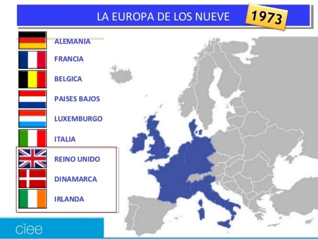 Europa de los Nueve