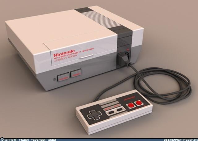el primer video juego nintendo