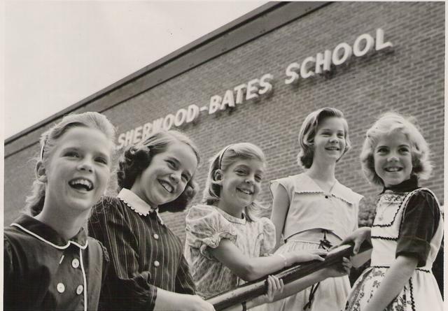 Sherwood-Bates opens.