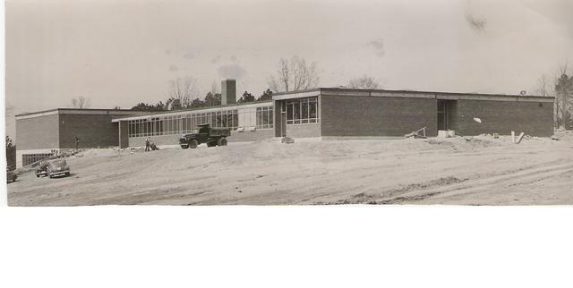 Building Sherwood- Bates