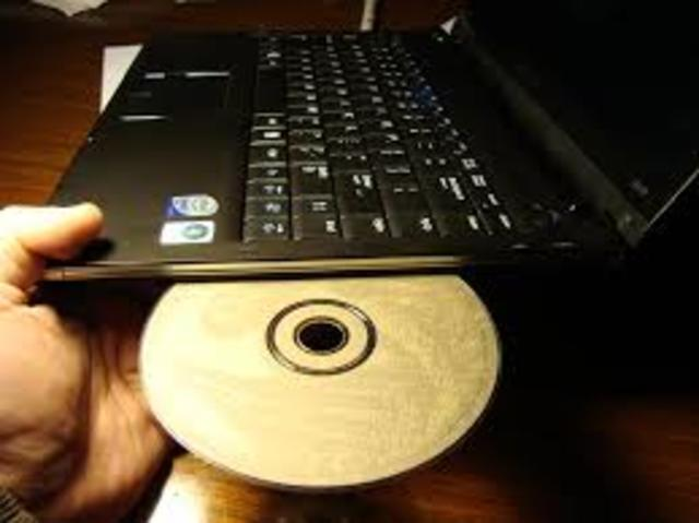uso de disco optico