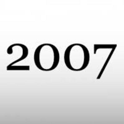 L'any 2007 timeline