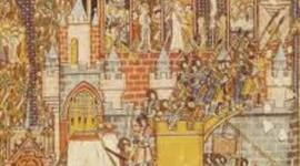 Effects of The First Crusade  timeline
