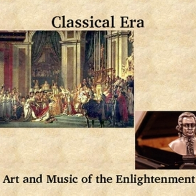Classical Era 1750-1800 timeline