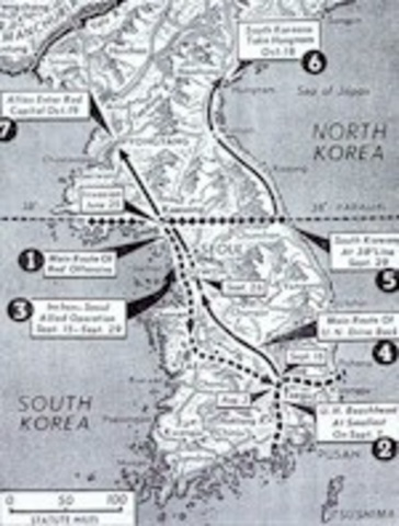 Korean war timeline timetoast timelines after atomic bombs are dropped on hiroshima and nagasaki the japanese offer surrender in world war ii losing korea russian troops enter korea gumiabroncs Images