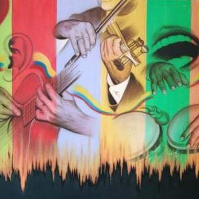Cantantes colombianos mas destacados timeline