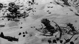 Pacific War Timeline