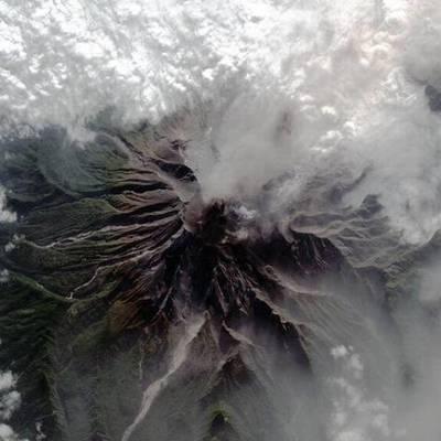 Erupciones del Volcán Calbuco durante el 2015 timeline