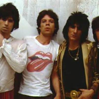 The Rolling Stones timeline
