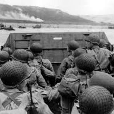 World War the second timeline