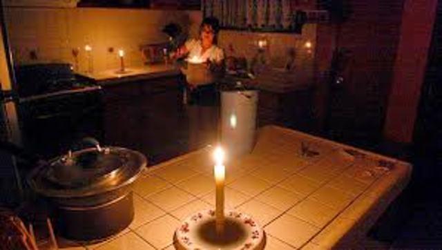 Crisis energetica en Colombia