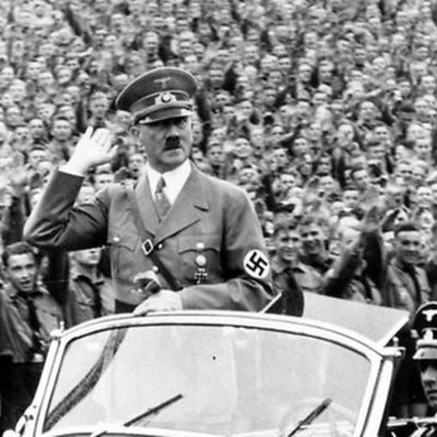 The Man Behind the Nazi timeline