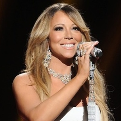 La Carrera de Mariah Carey timeline