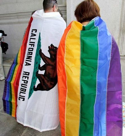 montana same sex marriage law in California