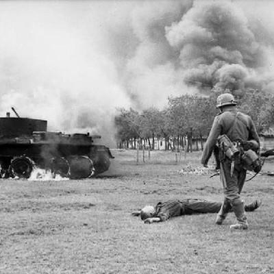 Segona Guerra Mundial timeline
