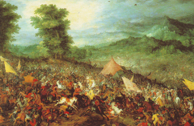Battle At Issus