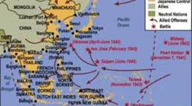 Pacific Theater Timeline By: Makayla Loughry