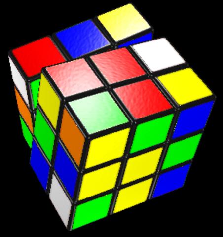 The Rubiks Cube :D
