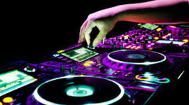 Música electronica timeline