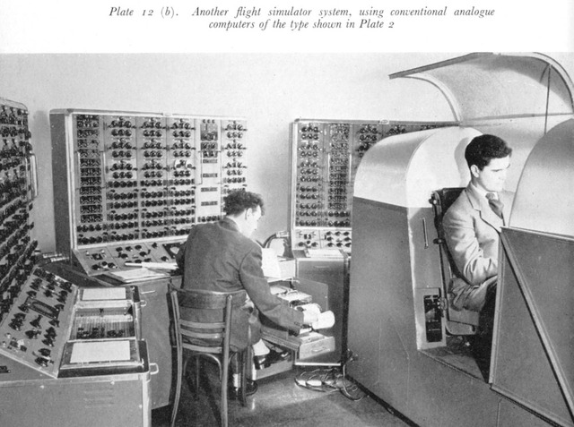 First computer used for instruction