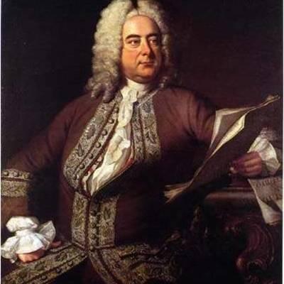 Georg Friedrich Händel (1685 - 1759) timeline