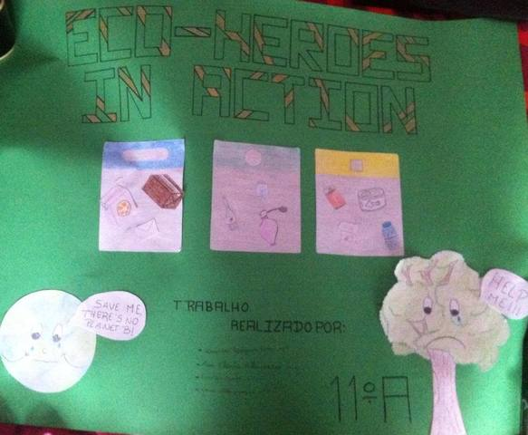 Creating a awareness poster