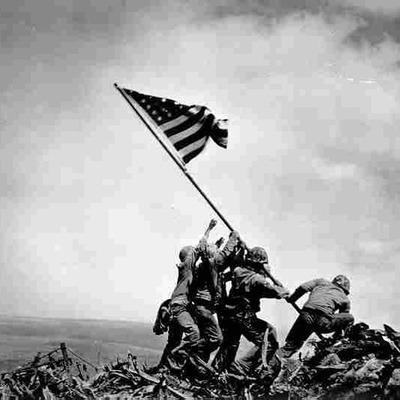 America in the Eyes of a Veteran timeline