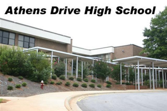 A new high school is built.