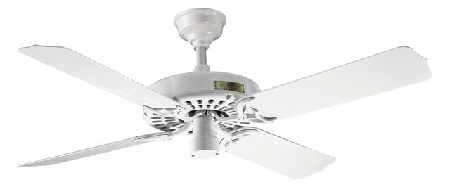 Ceiling fans are installed in our classes.