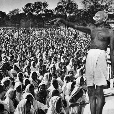 The Indian Independence and Gandhi's Legacy timeline