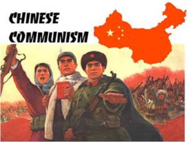 Communists Take Control of China