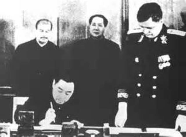Sino-Soviet Treaty of Friendship