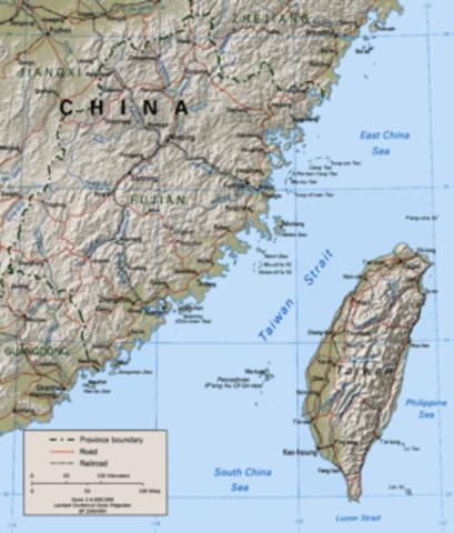 Second Taiwan Crisis