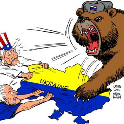 Ukraine The Cold War Legacy timeline