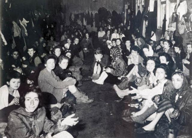 Holocaust survivors commemorate liberation of Bergen ...  |Margot Frank Concentration Camp