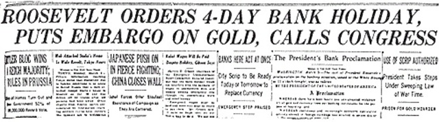 The Great Depression timeline | Timetoast timelines