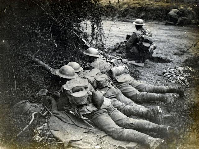 First Major German Offensive