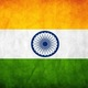 Indian independence colors flag