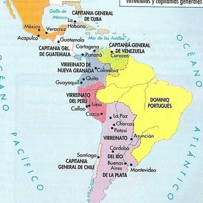 Argentina 1810-1820 timeline