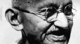 With Gandhi in our lives, all accomplishments are made timeline