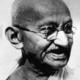 Mohandas k. gandhi  portrait